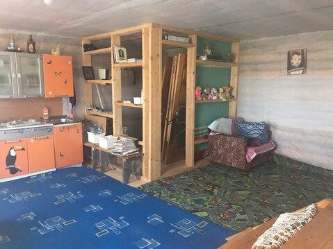 Дом из бруса в пригороде Можайска