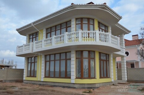 Продается новый дом 225 кв.м, наб Андрея Первозванного, г. Севастополь