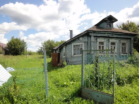 Жилой дом в д.Захарово Егорьевского района Московской области
