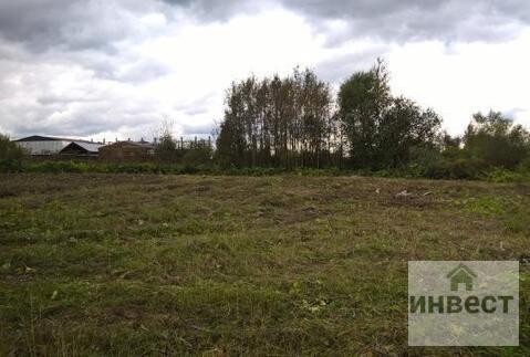 Продается земельный участок 8 соток д.Таширово