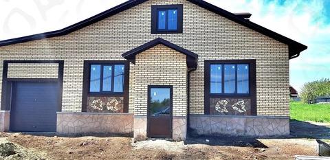 Продам дом 160 м2 с гаражом под чистовую отделку в районе орлова