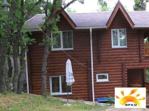Алупка дом из бруса на 4х сотках крым