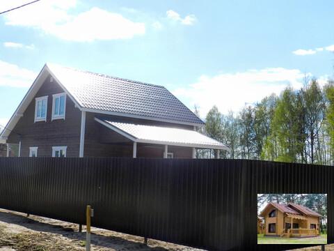 Дом (дача) в Наро-Фоминском районе Плесенское Николины сады Киевское