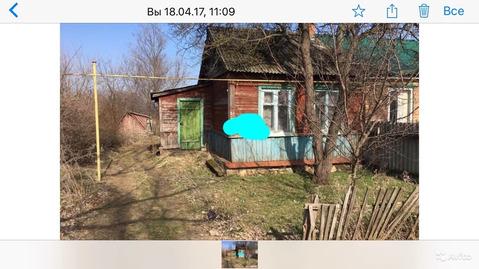 Дом 31 м на участке 4 сот.