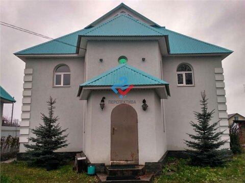 Дом в районе д. Мокроусово