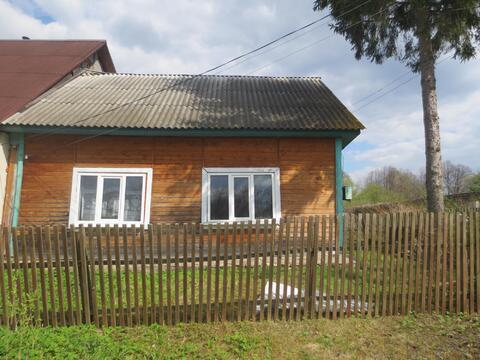 Продам дом из бревна 60 м2 в с. Истомино, Калужской обл, Тарусского р.