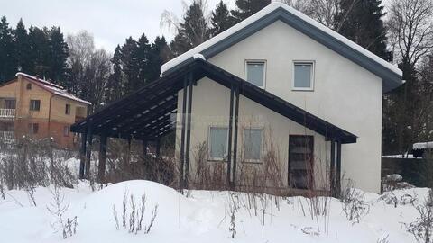 Дом 120 кв.м, Участок 7 сот. , Киевское ш, 15 км. от МКАД.