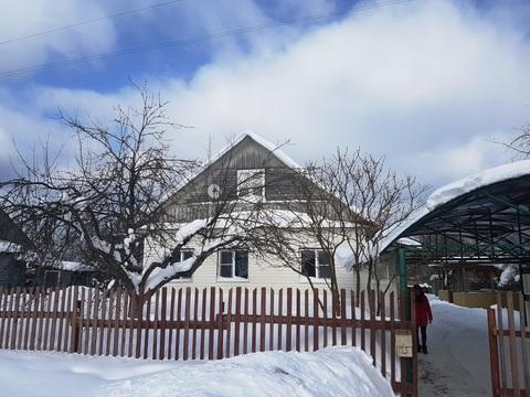 Дом в деревне. Газовое отопление