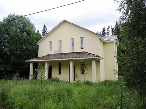 Дом 220 м2, участок 10 сот, Новорижское ш, 50 км от МКАД, .