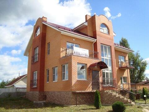 Дом в деревне Кулаково