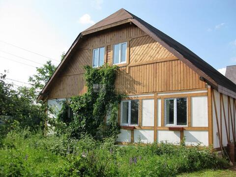 Дом в деревне, 205 кв.м, участок 6 сот, Рублево-Успенское ш, 27 км. .