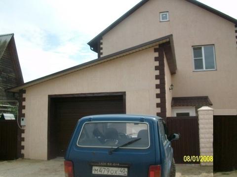 Эксклюзив! Продается новый дом в городе Малоярославце