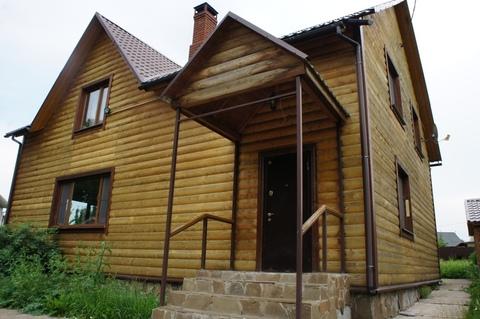 Дом 190 кв.м СНТ Флора д.Богдановка Чеховский район