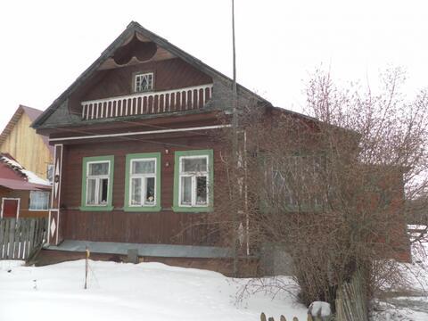 Продается брусовой дом в д.Годуново Александровский р-он