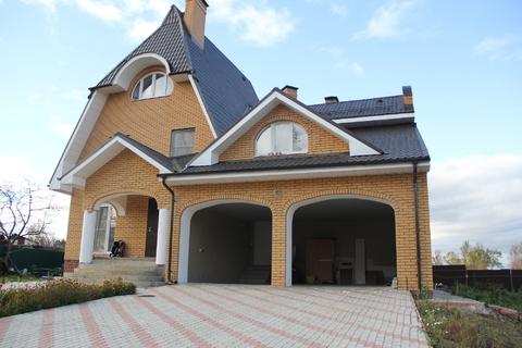 Продаётся коттедж 546 кв.м. в Пушкинском районе с.Комягино