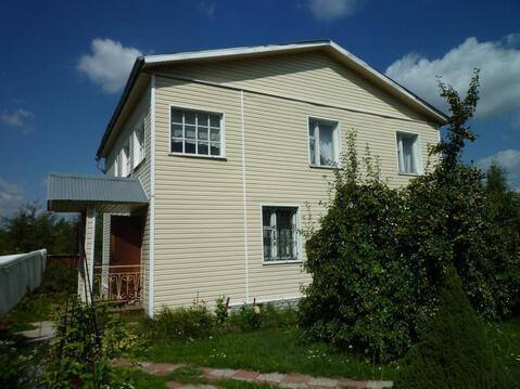 Дом 157 кв.м, Участок 9 сот. , Рязанское ш, 27 км. от МКАД.