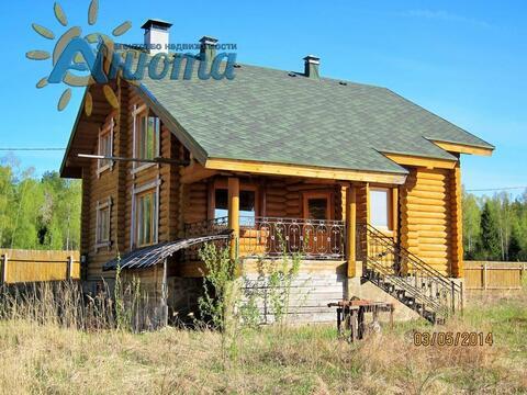 Продается дом в д. Тростье на территории заповедника Барсуки