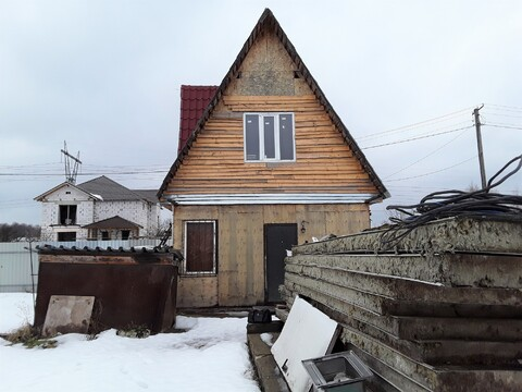Дача 60 кв.м. на участке 10 соток в Белоусово