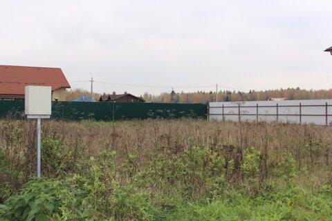 Участок недалеко от Святого источника Талеж Чеховского района