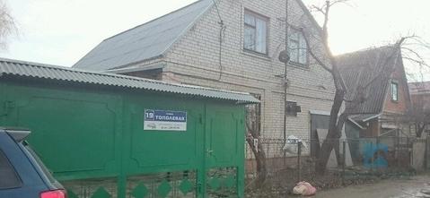 Продажа дома, Краснодар, Улица Тополёвая