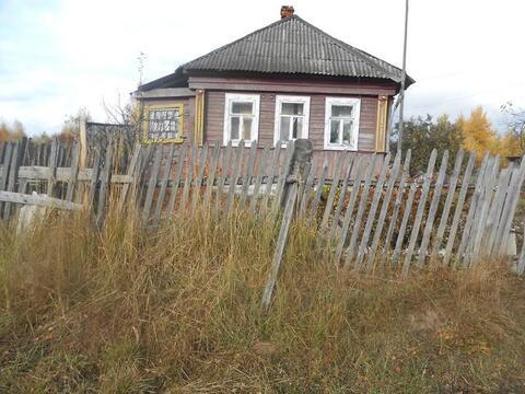 Дом в лесной деревне Клепиковского района, д.Иванисово.