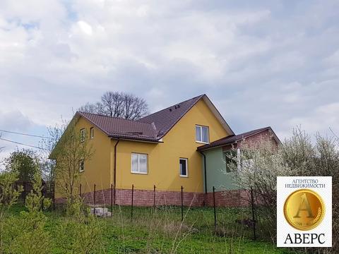 Жилой дом 226,9 кв.м.д.Роща Наро-Фоминский район