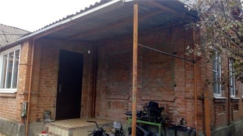 Продам дом в пгт Афипский