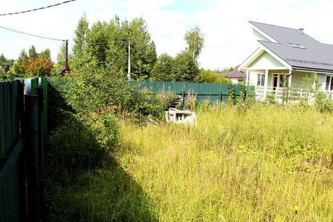 Продам участок в деревне Игнатово.