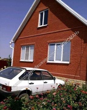 Продается дом в с.Новобессергеневка