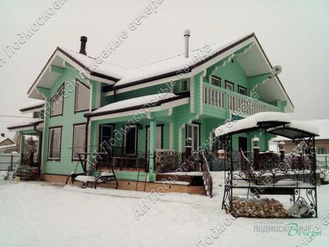 Калужское ш. 60 км от МКАД, Тюфанка, Коттедж 240 кв. м