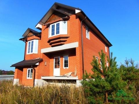 Новый дом в пос.Першино - 80 км Щелковское шоссе