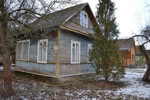 Дом 36.0 кв.м, Участок 6.0 сот. , Новорижское ш, 29 км. от МКАД.