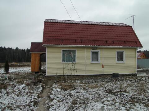 Дом 90 кв.м, Участок 17 сот. , Киевское ш, 55 км. от МКАД.