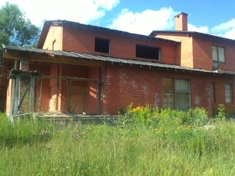 Дом 300 кв.м, Участок 10 сот. , Ярославское ш, 10 км. от МКАД.