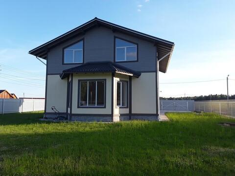 Продаётся новый, надёжный и теплый дом из бруса для круглогодичного п