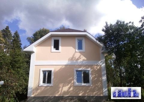 Дом 130м на уч 5 сот в д. Кривцово