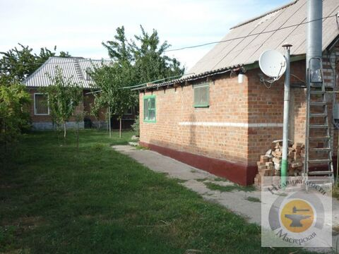 Продам 2 дома на одном участке, площадью 40 и 45,4 м*2