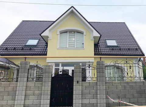 Шикарный дом в Подстепках