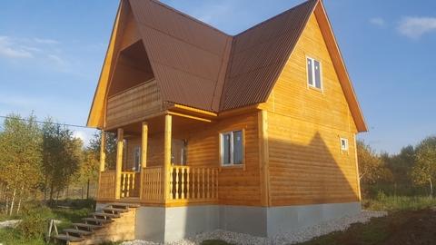 Дом 110 кв ИЖС в деревне 9 соток