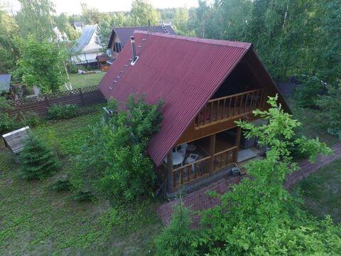 Ломоносовский р-н, Большая Ижора, СНТ Парус, дом 90 кв.м. на 6 сотках