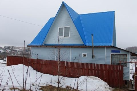 Продается 2-х этажный брусовой дом в г.Александров р-он Геологов