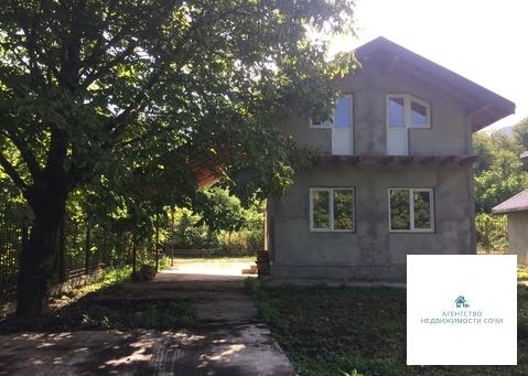 Продается дом Краснодарский край, г Сочи, село Бзогу, ул .