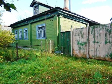 Добротный дом в г.Киржач, район црб