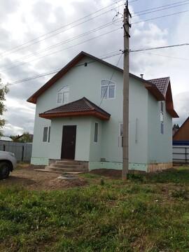 Продажа нового дома из газоблока