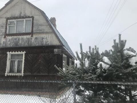 Дом 61 кв.м, Участок 6 сот. , Можайское ш, 33 км. от МКАД. д. Часцы .
