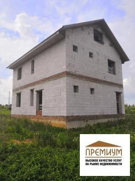 Продается дом 126м2/10с в с. Мещерино, г/о Ступино
