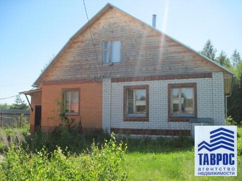 Добротный дом с удобствами в д.Барское в 170 км от МКАД