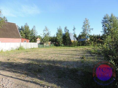 Обратотанный дачный участок вблизи Электрогорска, 60 км от МКАД