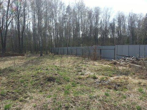 Земельный участок 8 соток в д. Богослово, Щелковский р-н 30 км от МКАД