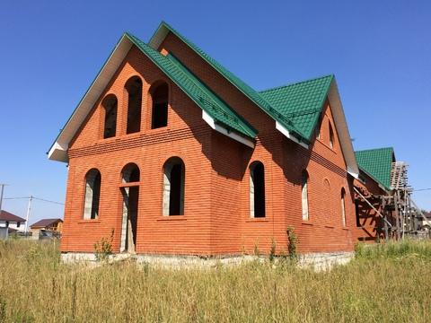 Дом 215 м2 на участке 8 соток в ДНП «Солнечный» Ступинского р-на